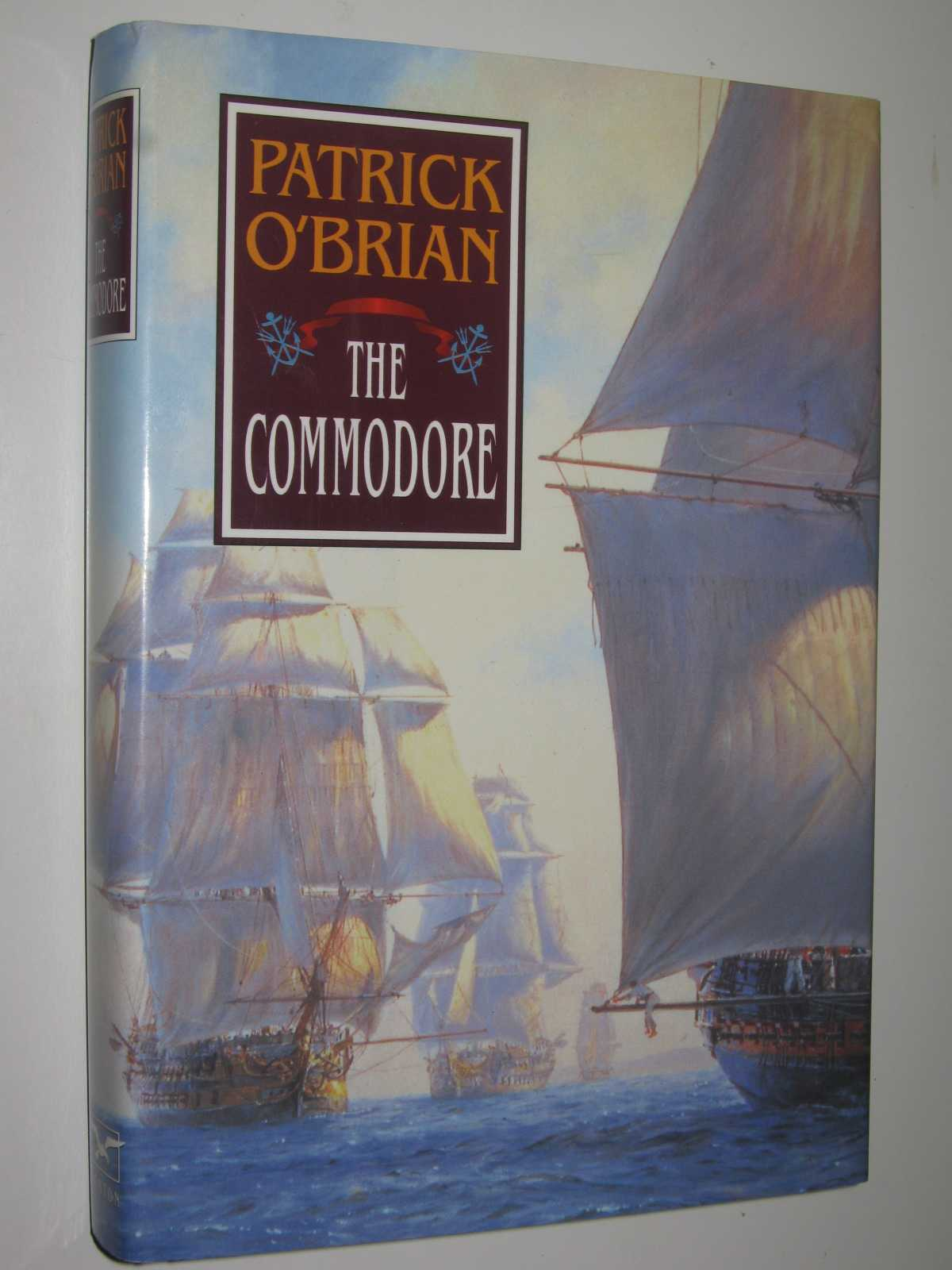 Image for The Commodore - Jack Aubrey Series #17
