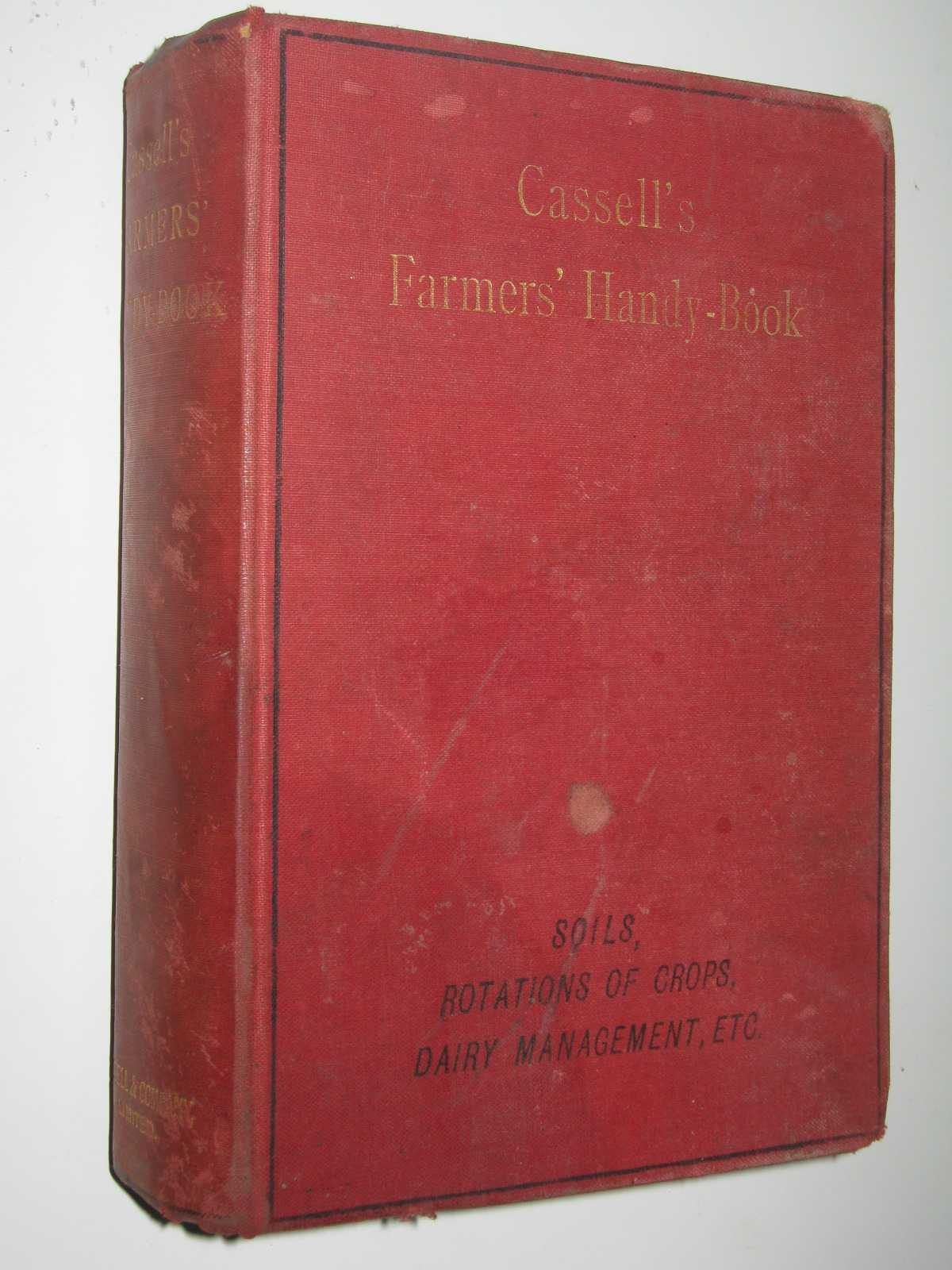Image for Cassell's Farmers' Handy-Book