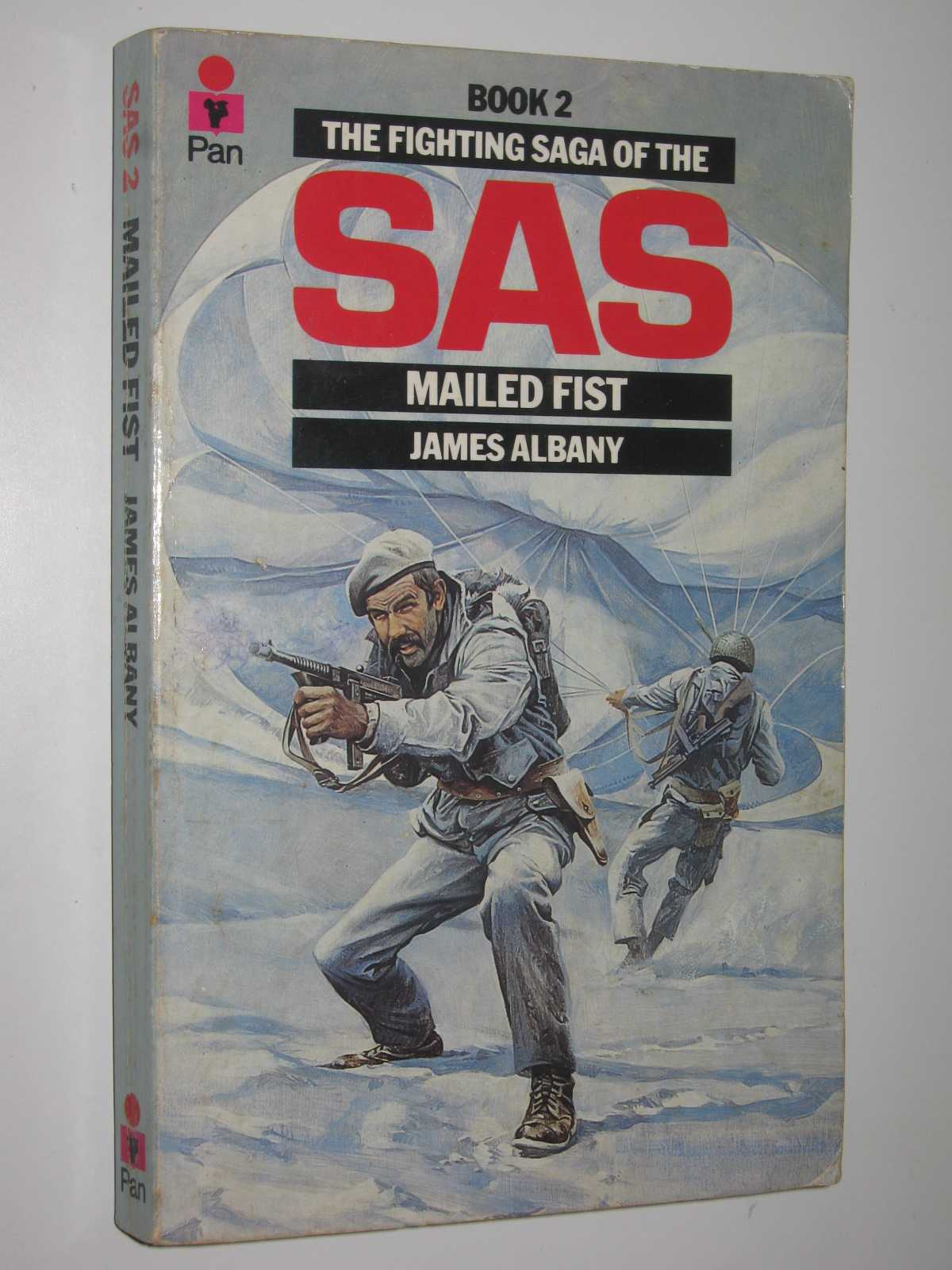 Image for Mailed Fist - Fighting Saga of the SAS Series #2