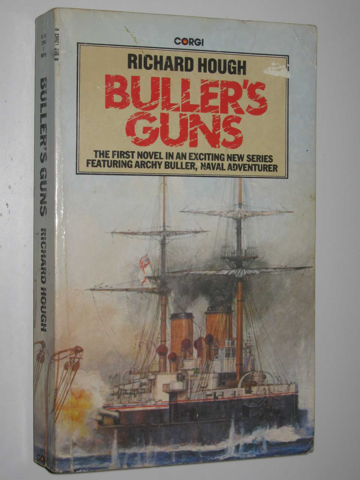 Image for Buller's Guns - Archy Buller Series #1