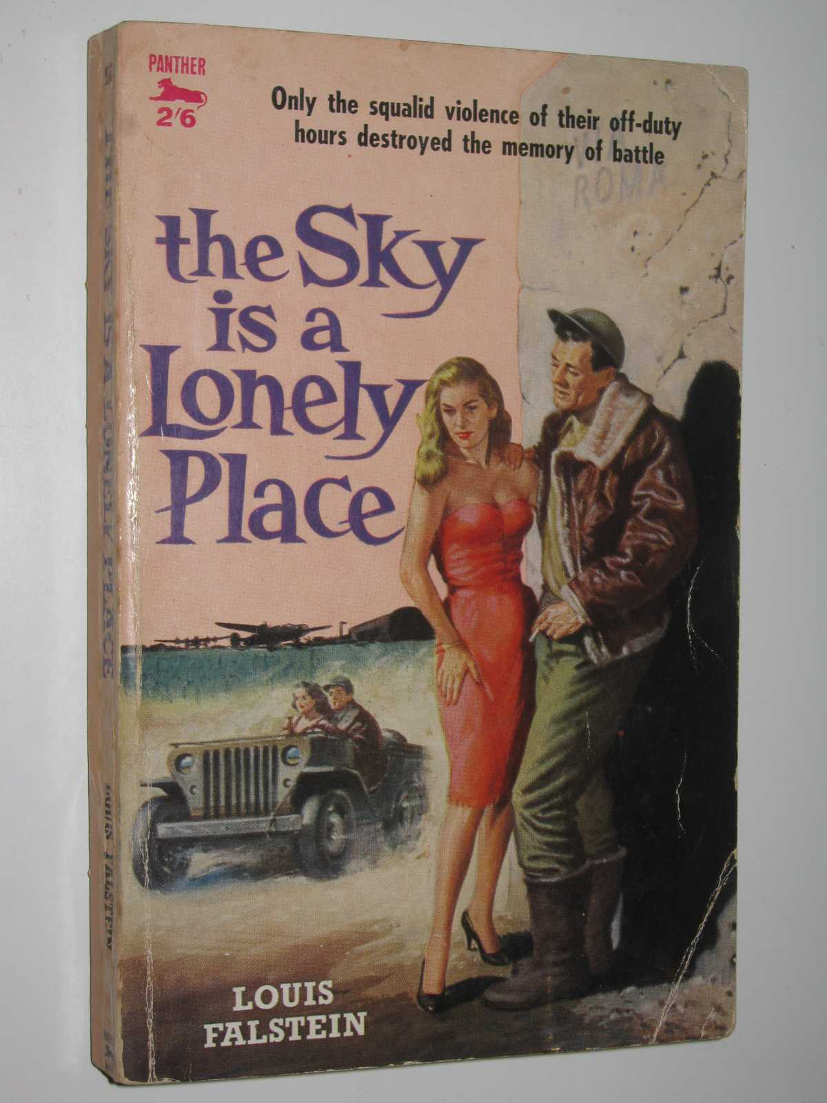 Image for The Sky is a Lonely Place