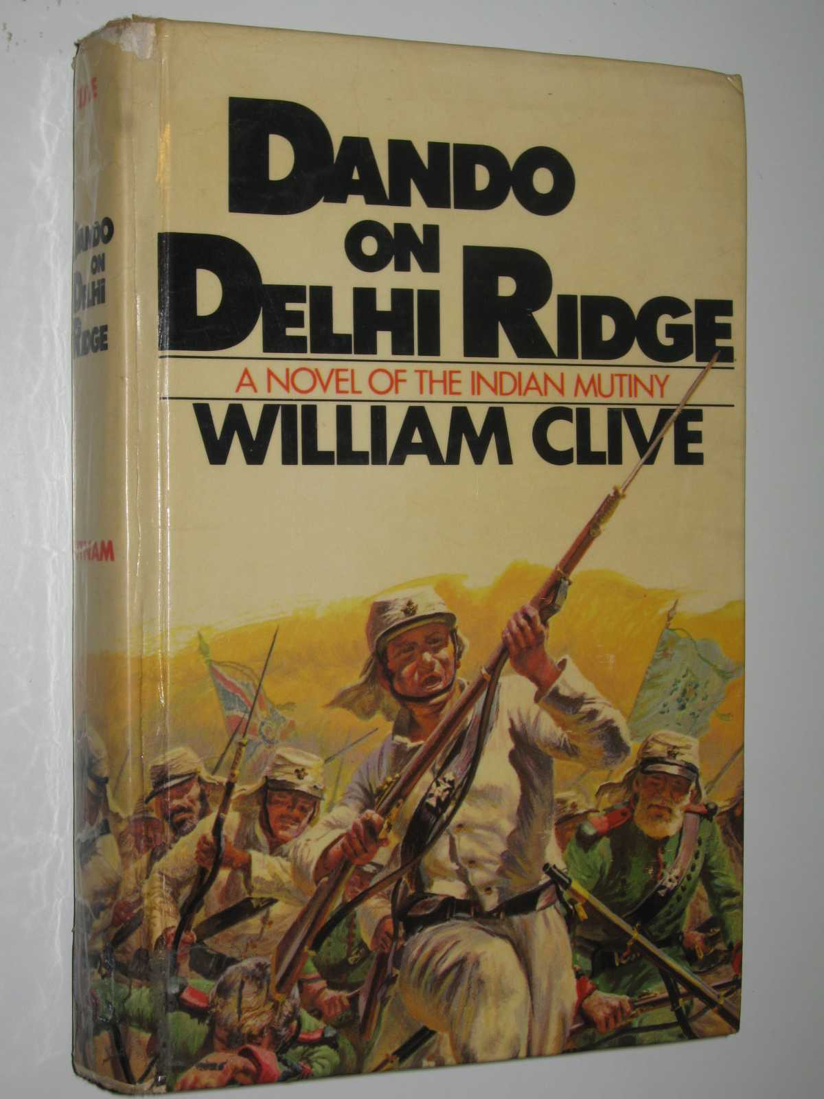 Image for Dando on Delhi Ridge