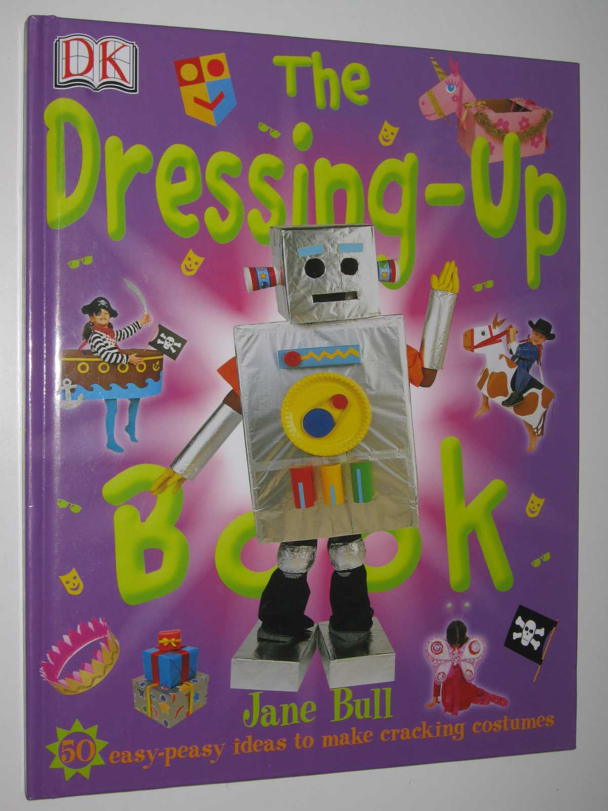 Image for The Dressing-Up Book