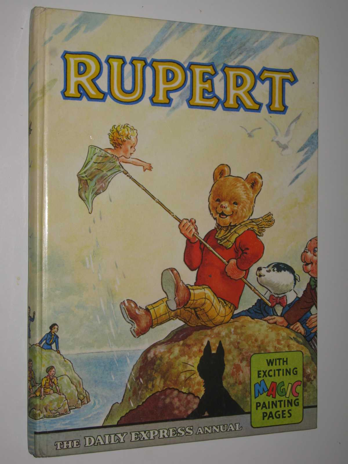 Image for Rupert : The Daily Express Annual 1963