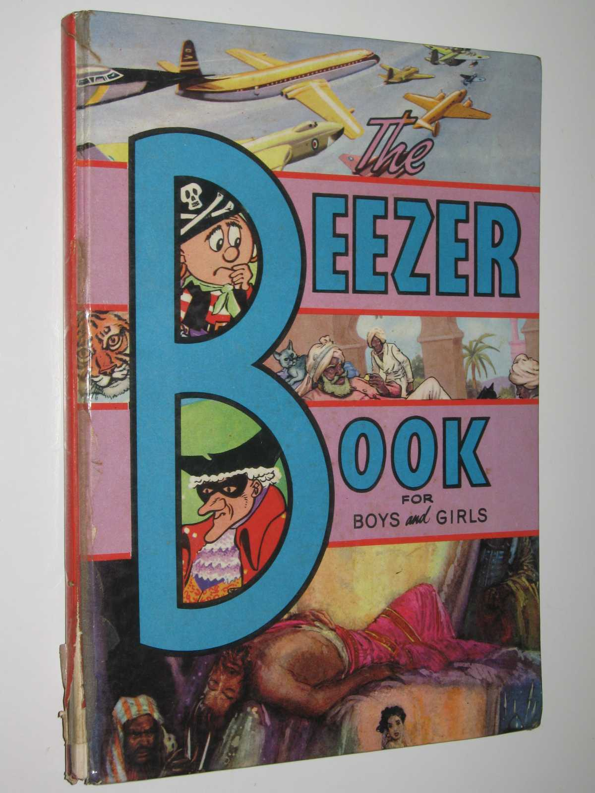 Image for The Beezer Book for Boys and Girls