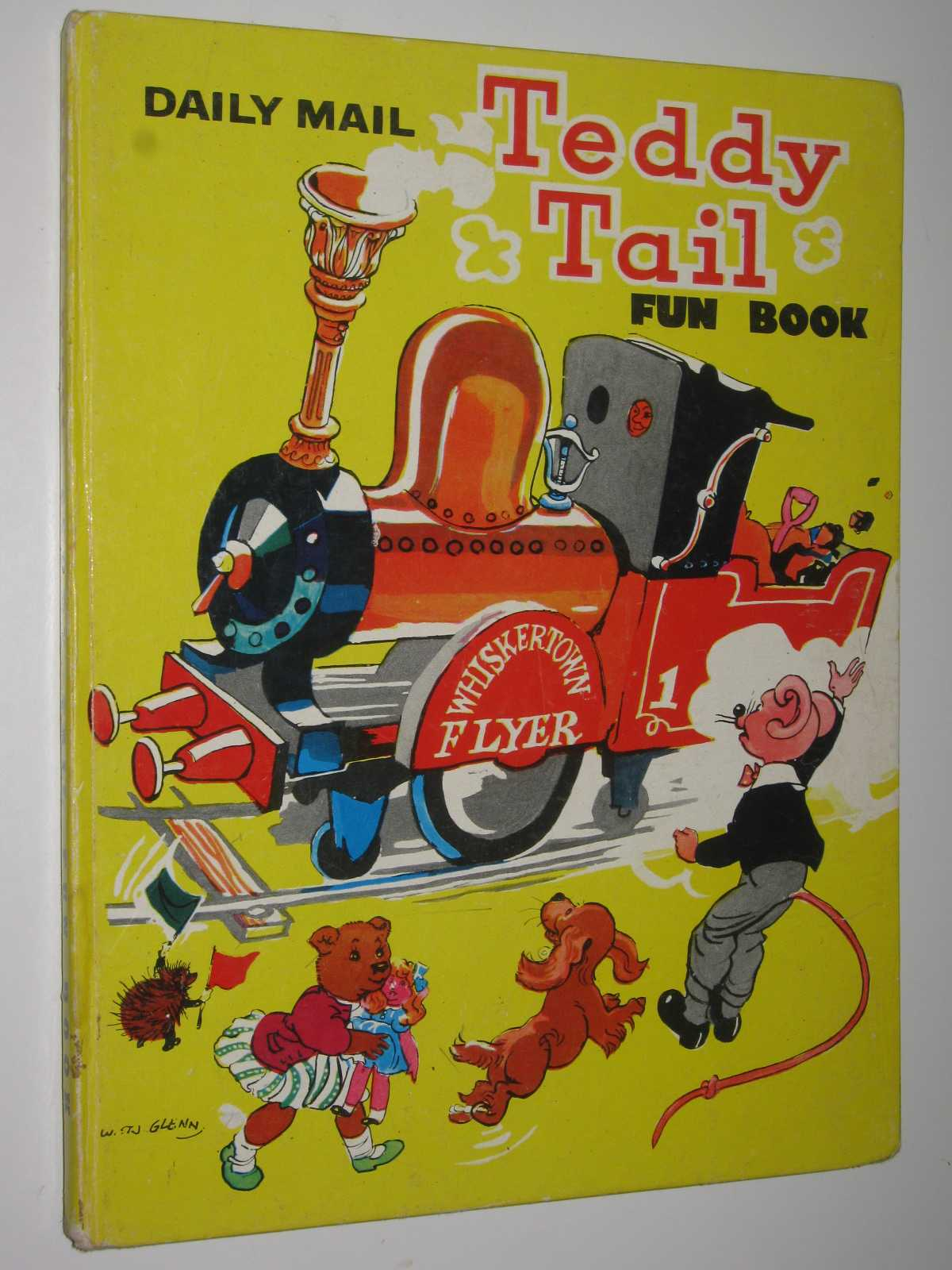 Image for Teddy Tail Fun Book