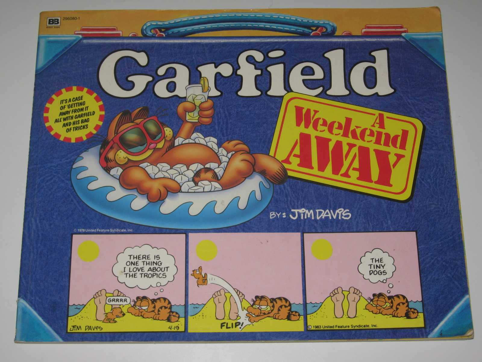 Image for Garfield: A Weekend Away