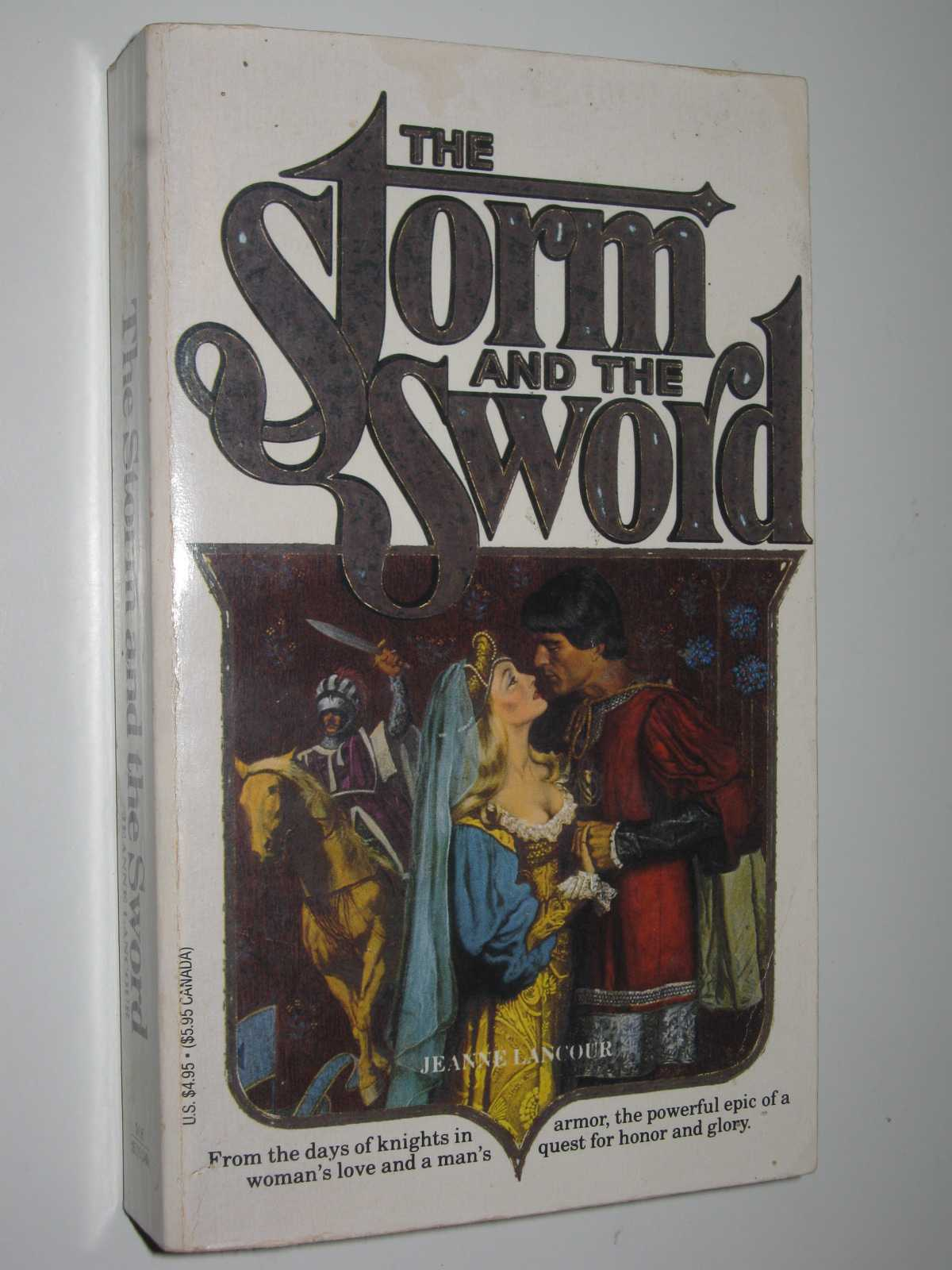 Image for The Storm and the Sword