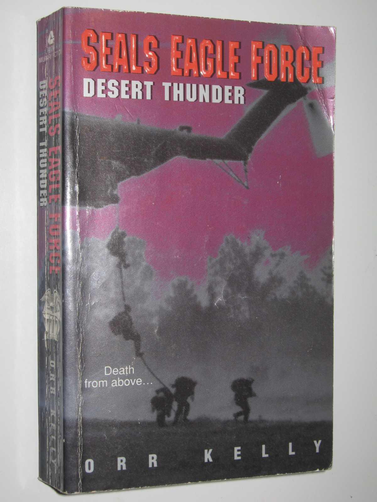 Image for Desert Thunder - Seals Eagle Force Series