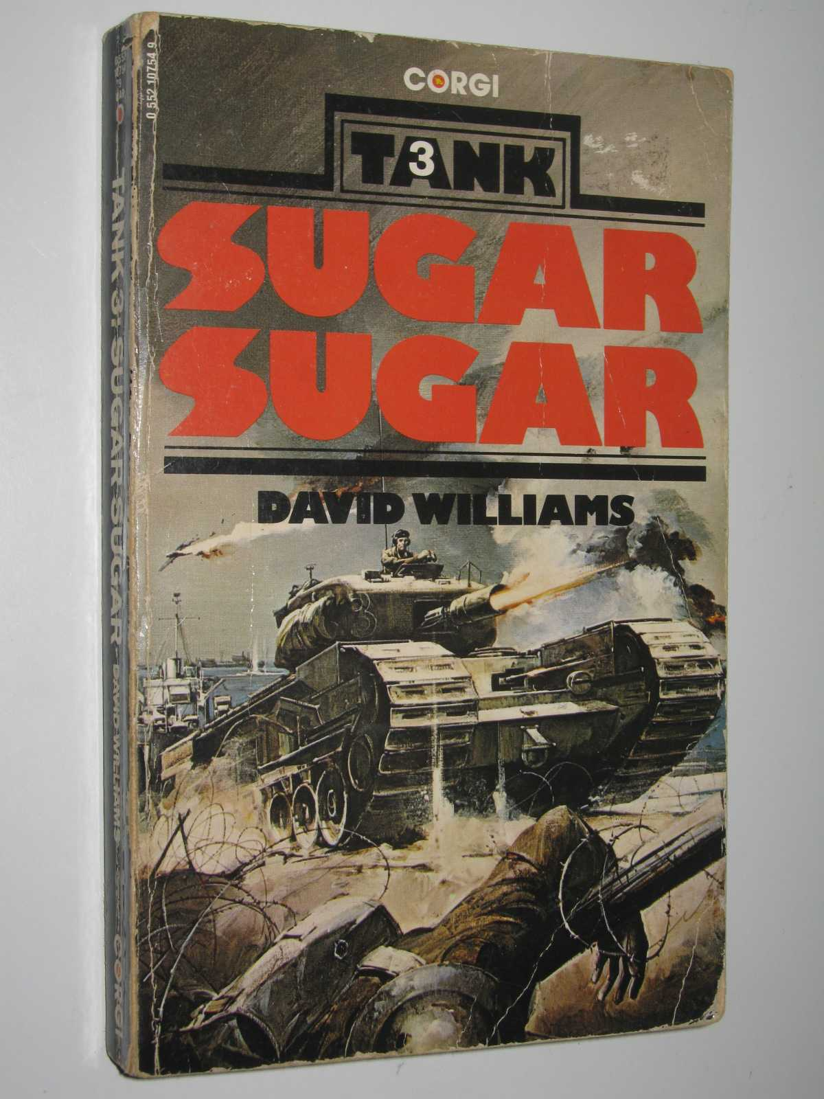 Image for Sugar Sugar - Tank Series #3