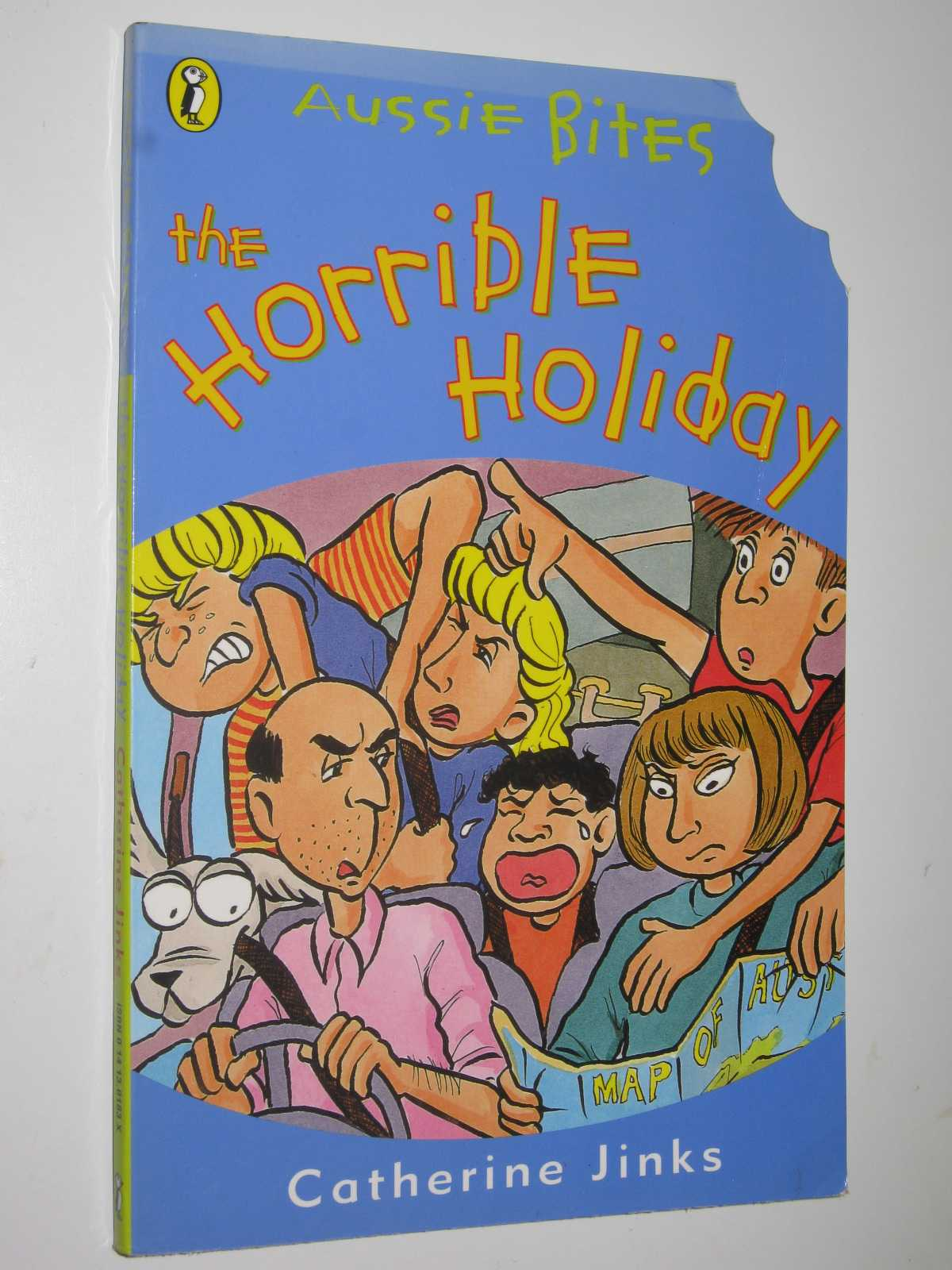 Image for The Horrible Holiday - Aussie Bites Series