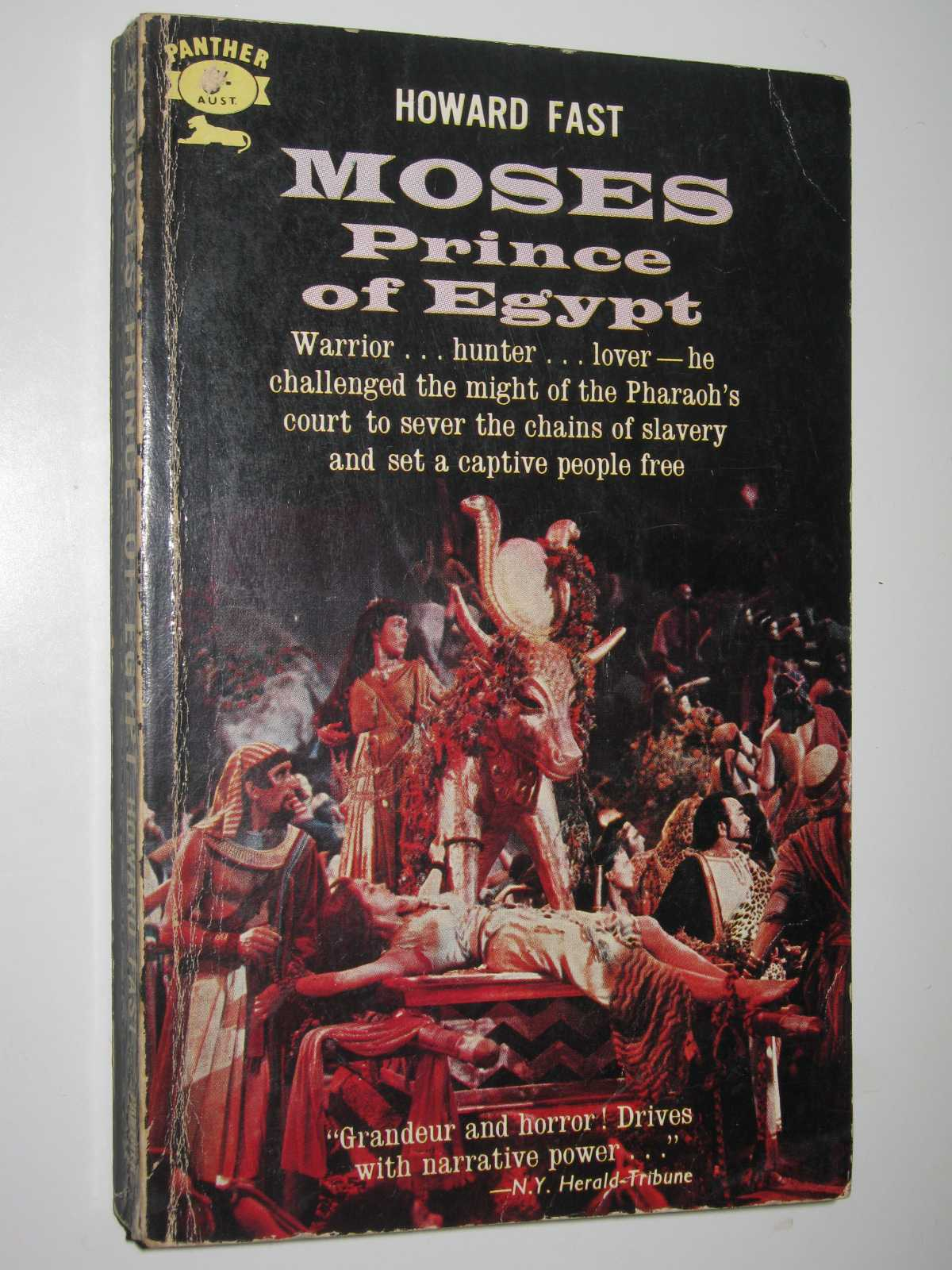 Image for Moses: Prince of Egypt