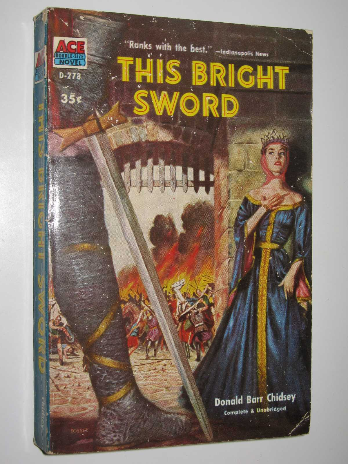 Image for This Bright Sword