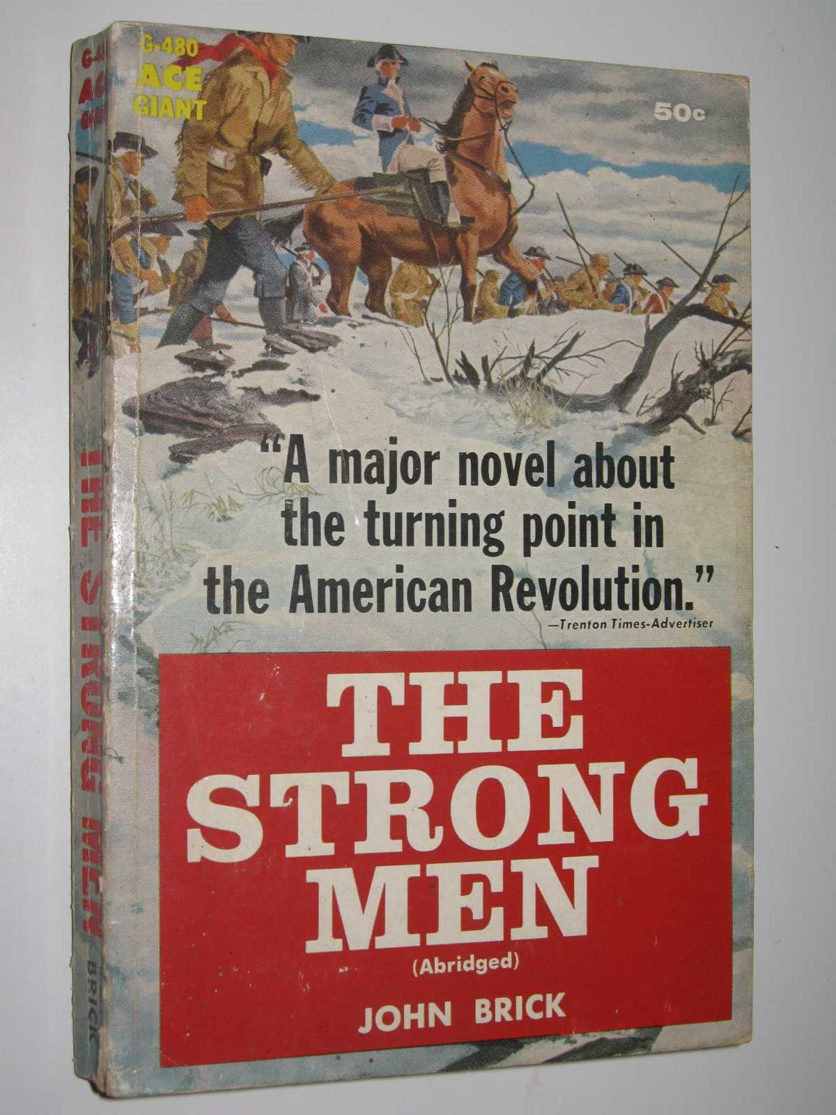 Image for The Strong Men