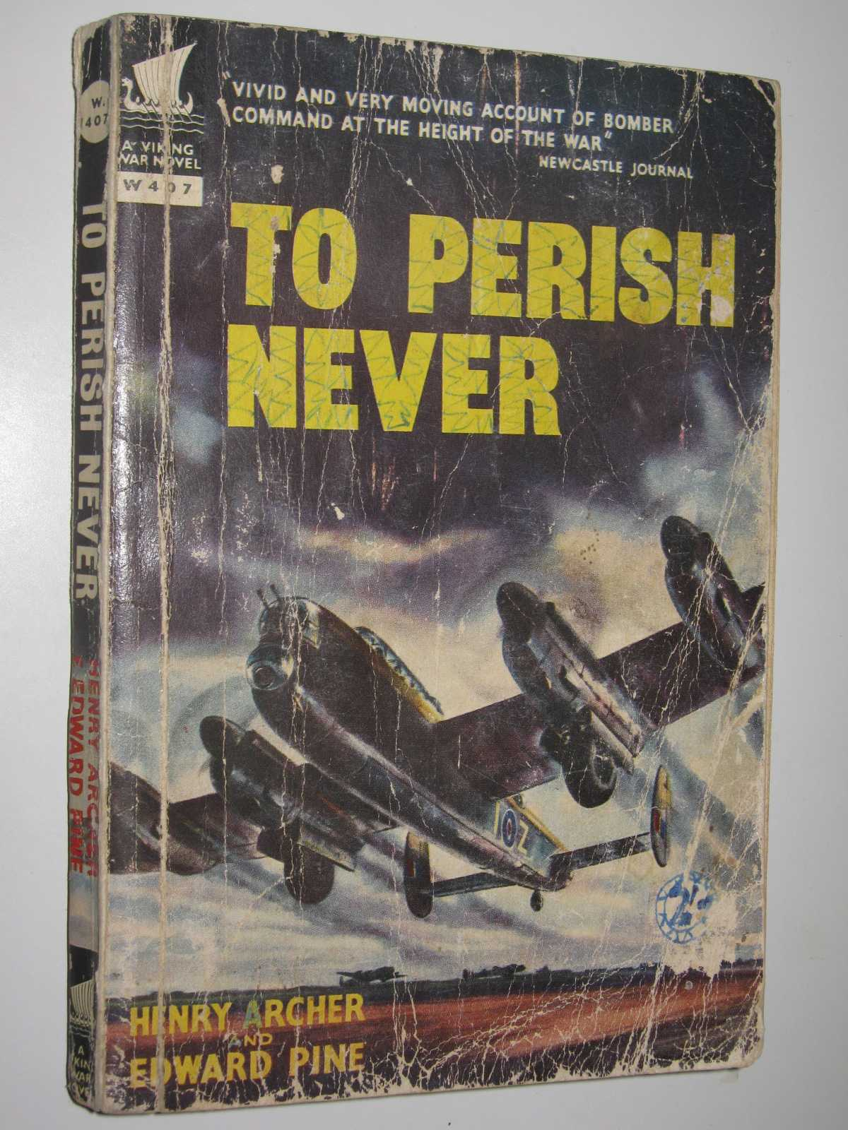Image for To Perish Never