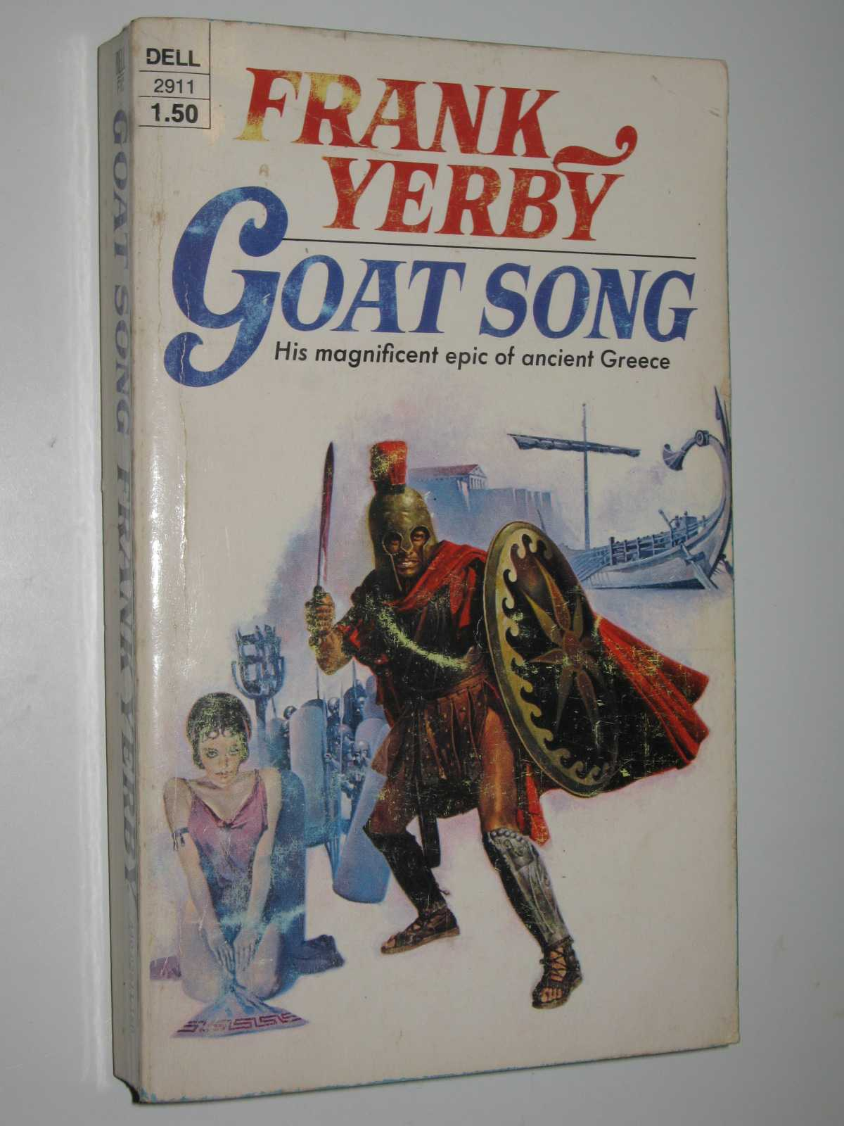 Image for Goat Song