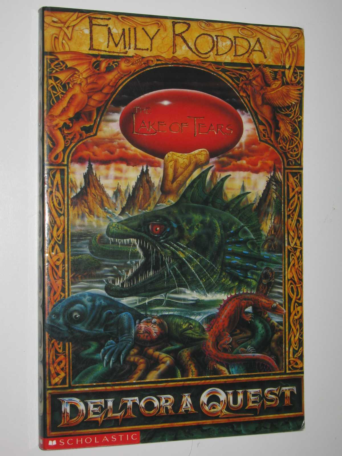 Image for The Lake of Tears - Deltora Quest Series #2