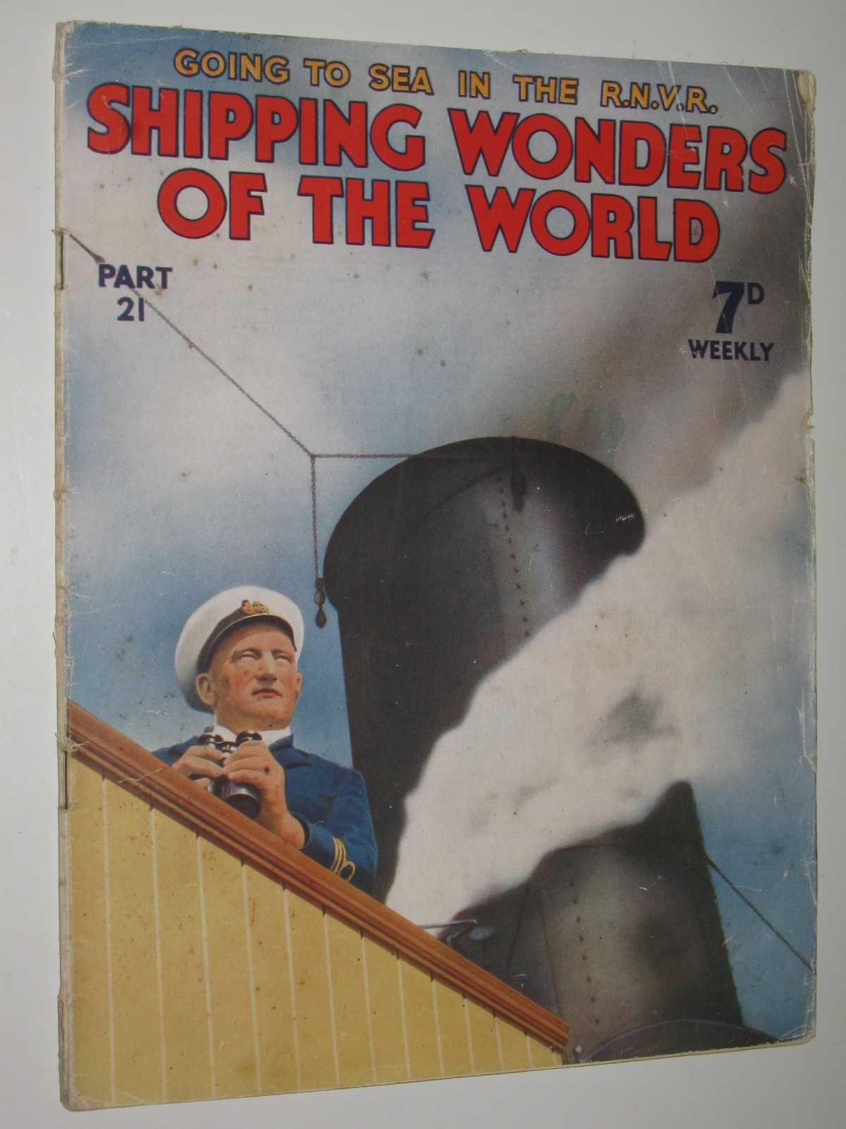 Image for Shipping Wonders of the World Part 21 : June 30th 1936