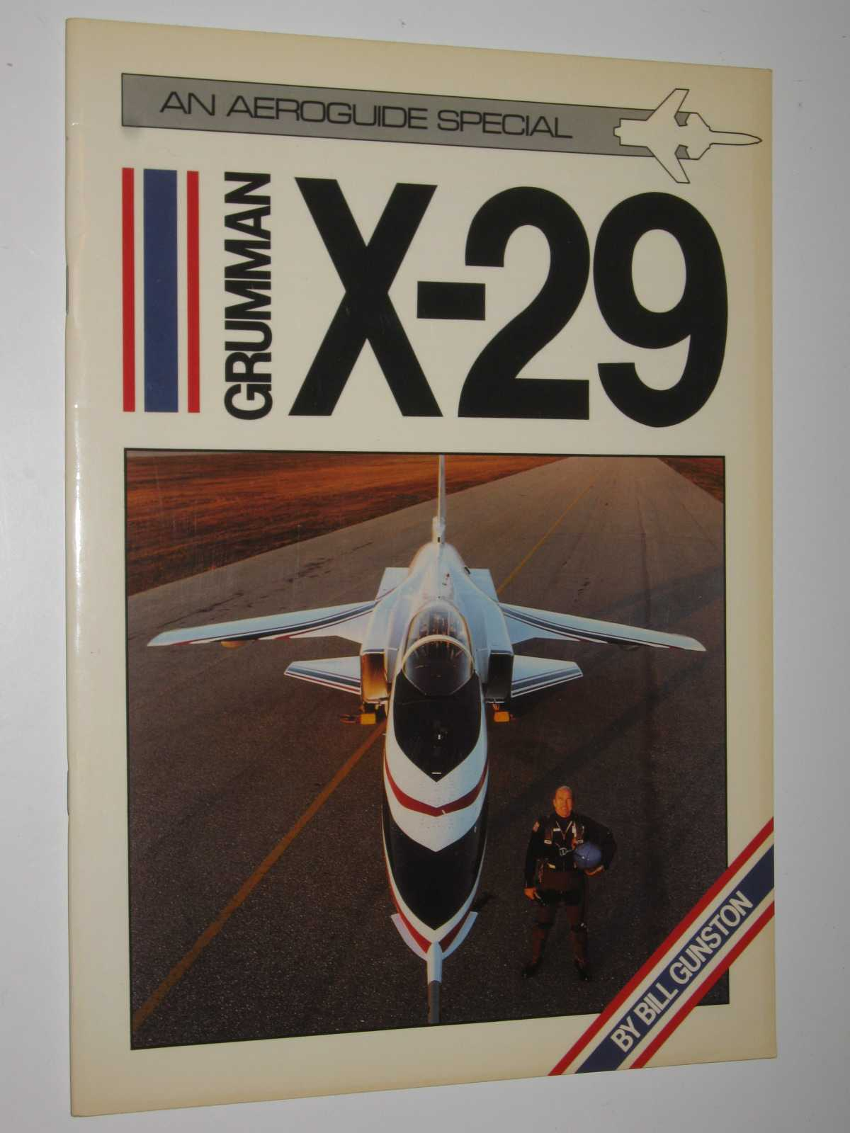 Image for Grumman X-29 : An Aeroguide Special