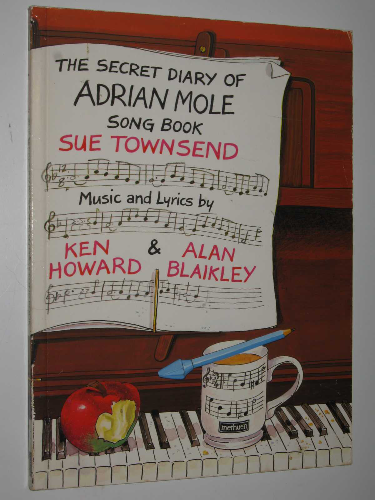 Image for The Secret Diary of Adrian Mole Song Book