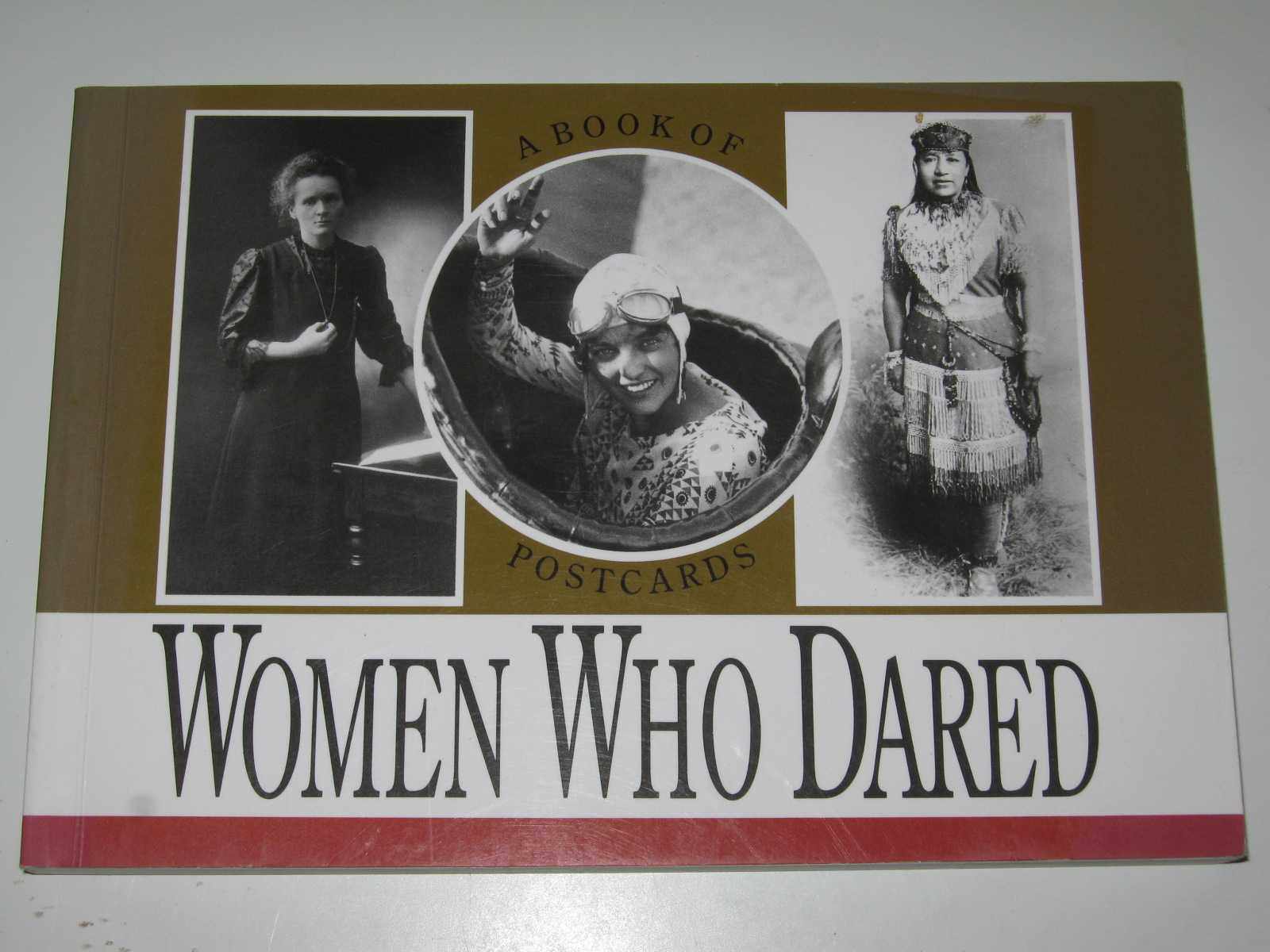 Image for Women Who Dared : A Book of Postcards