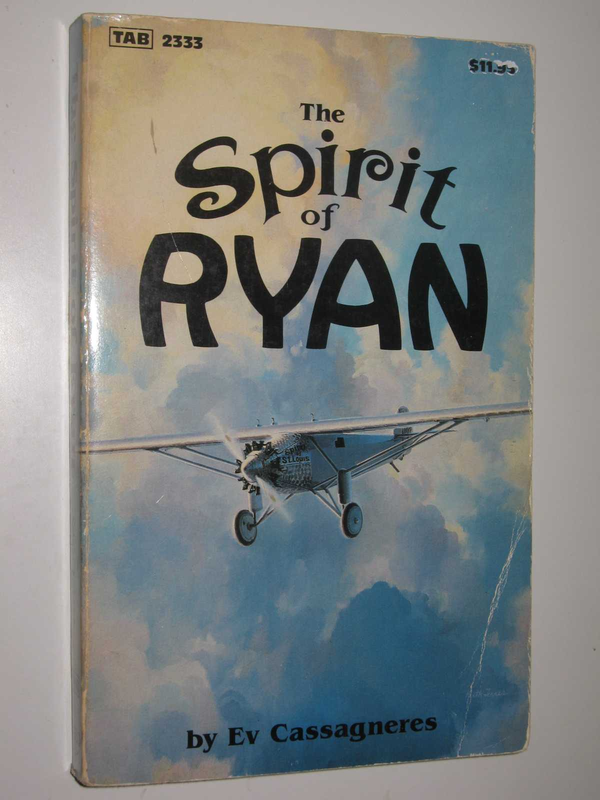 Image for The Spirit of Ryan - Modern Aviation Series