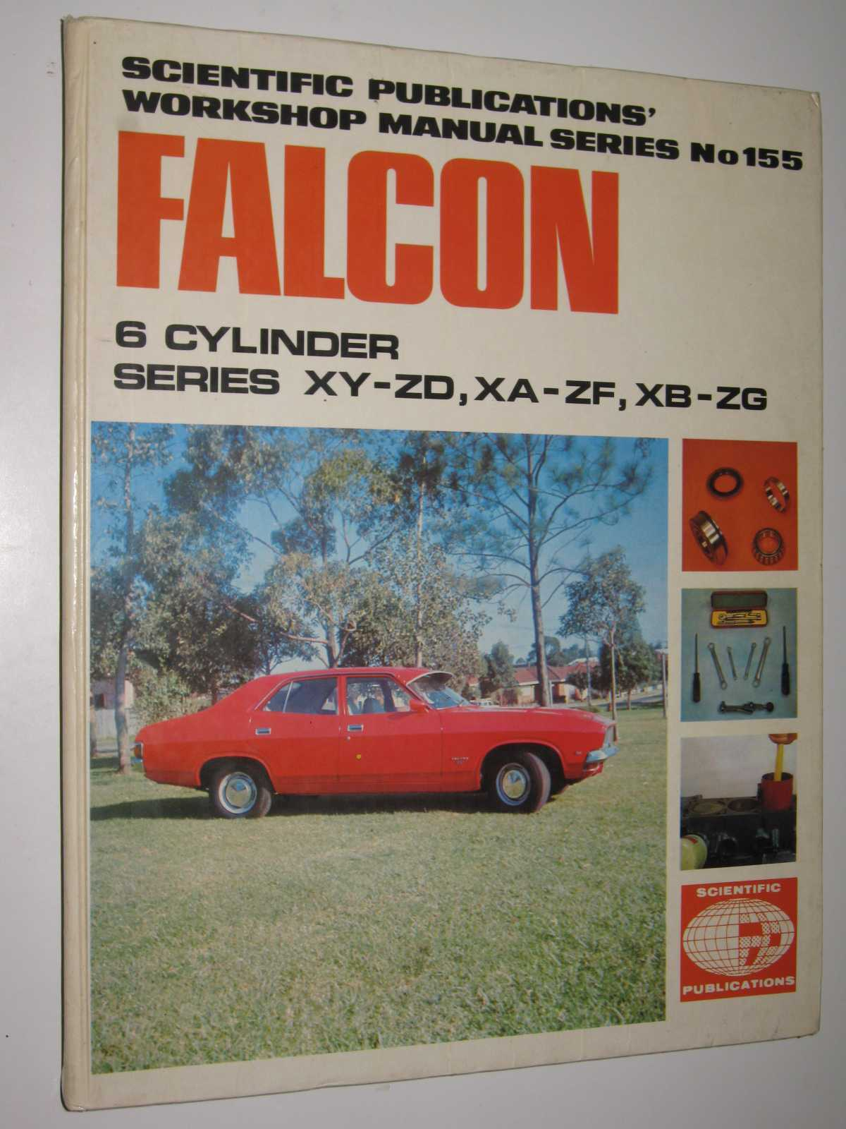 Image for Falcon XY, XA, XB; Fairlane ZD, ZF, ZG (