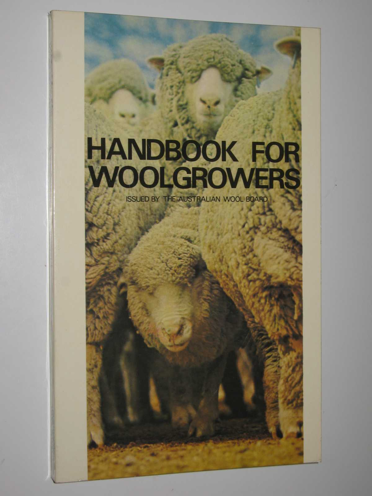 Image for Handbook for Woolgrowers