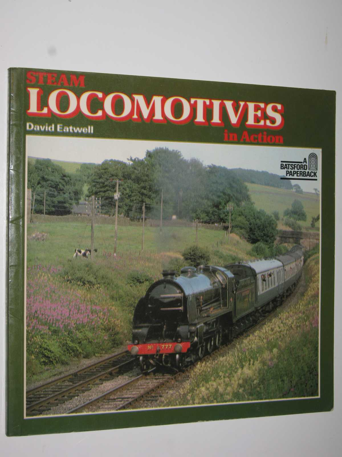 Image for Steam Locomotives in Action