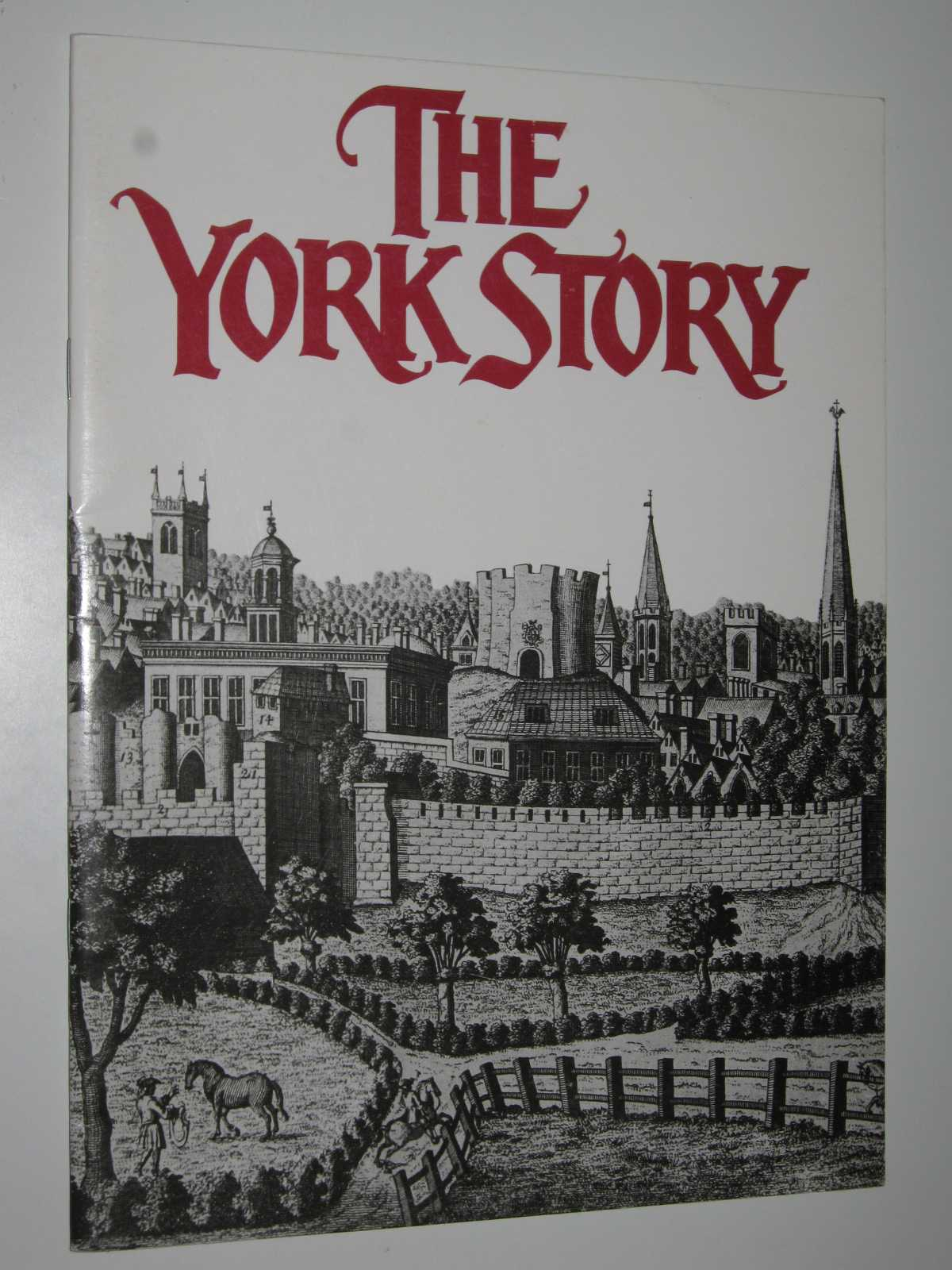 Image for The York Story : A Thousand Years of the City's History