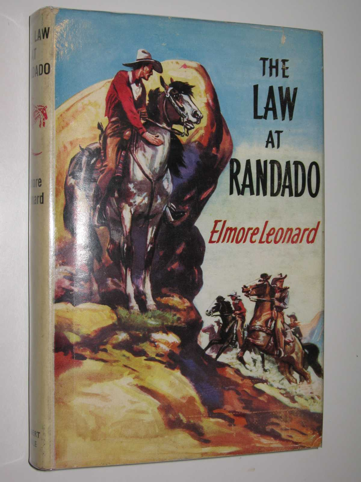 Image for The Law at Randado