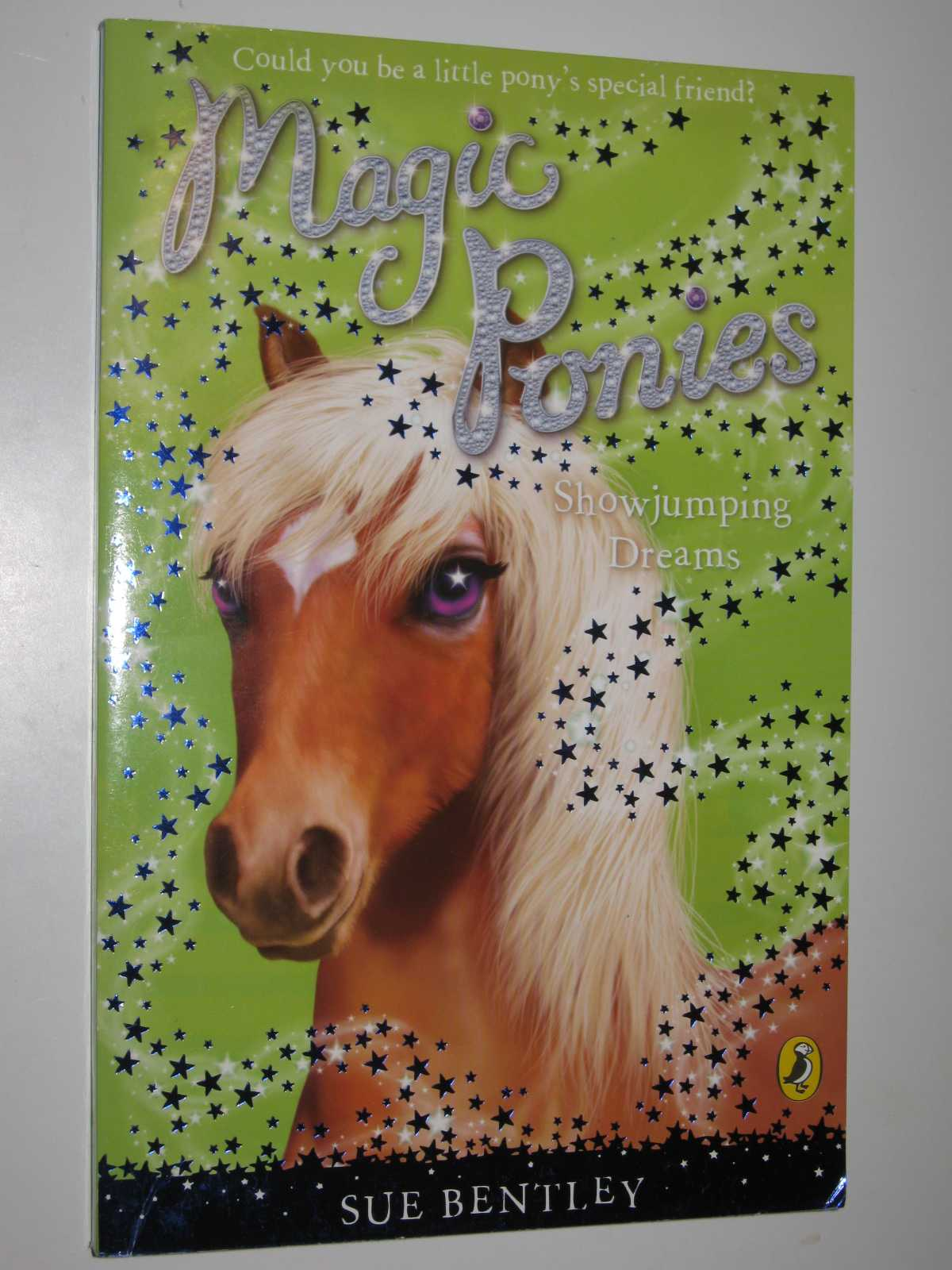 Image for Show Jumping Dreams - Magic Ponies Series #4