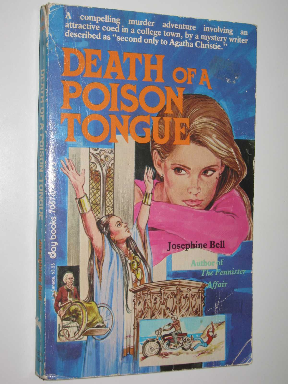 Image for Death of a Poison Tongue