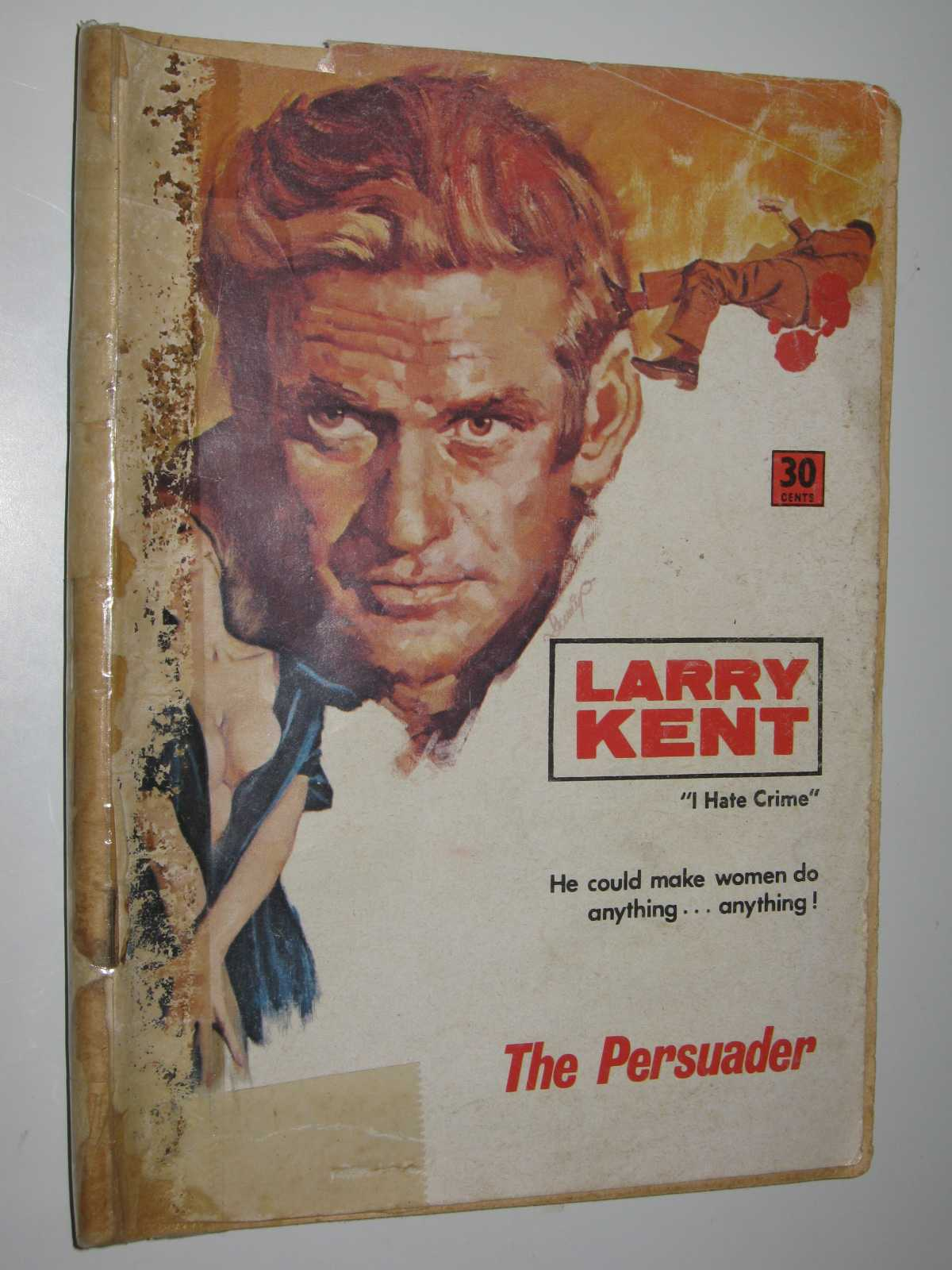 Image for The Persuader - Larry Kent Detective Series #720