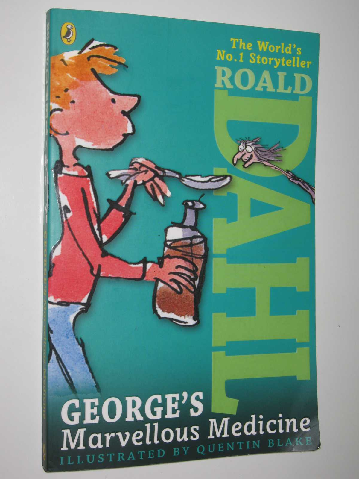 Image for George's Marvellous Medicine
