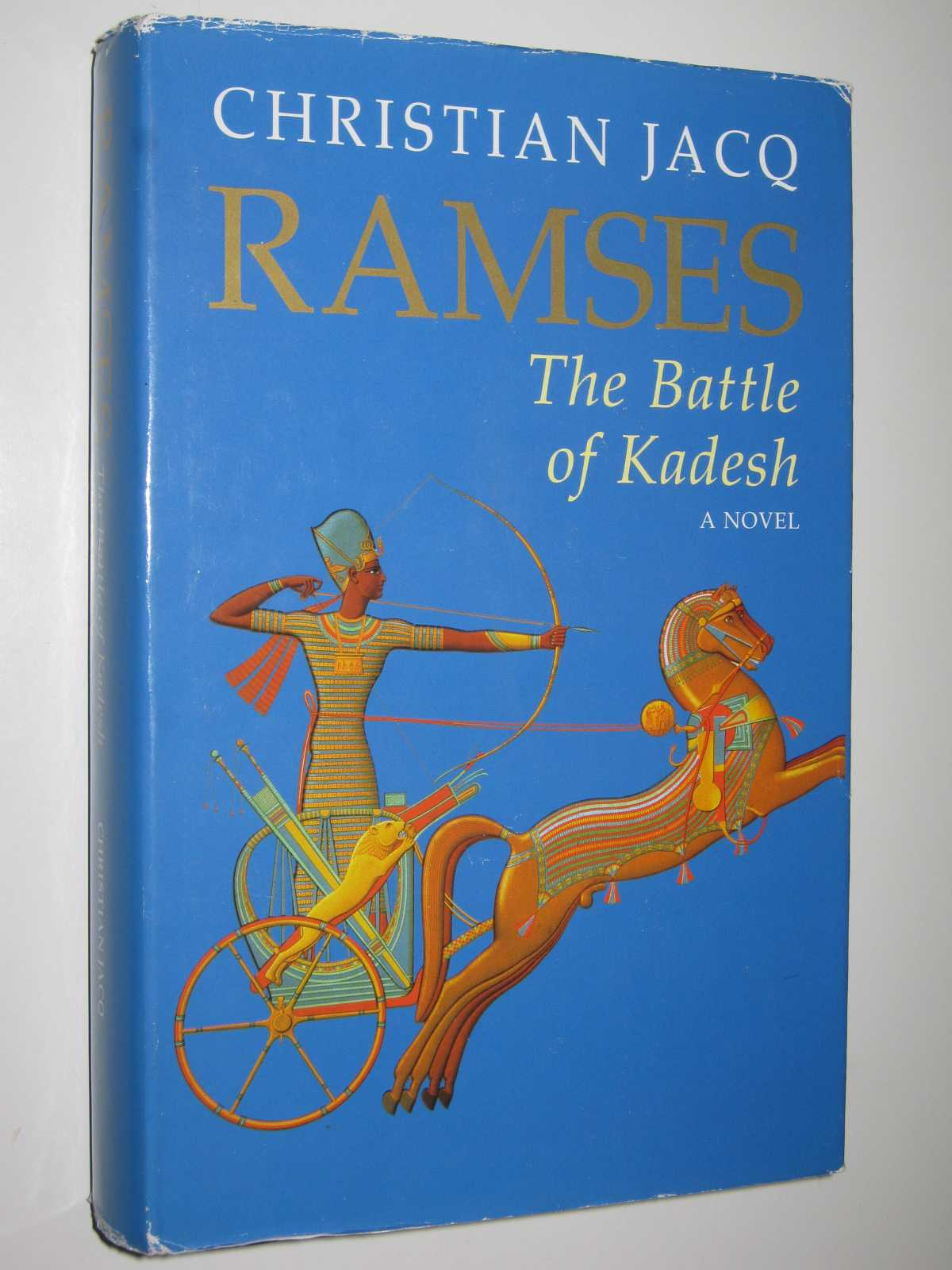 Image for The Battle of Kadesh - Ramses Series #3
