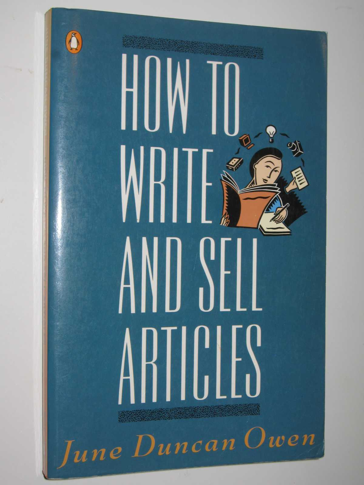 Image for How to Write and Sell Articles
