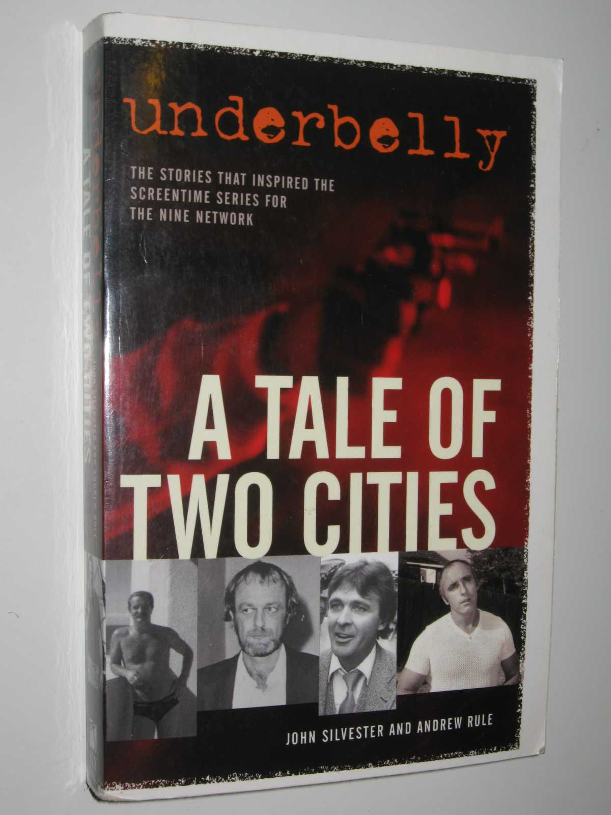 Image for Underbelly: A Tale of Two Cities