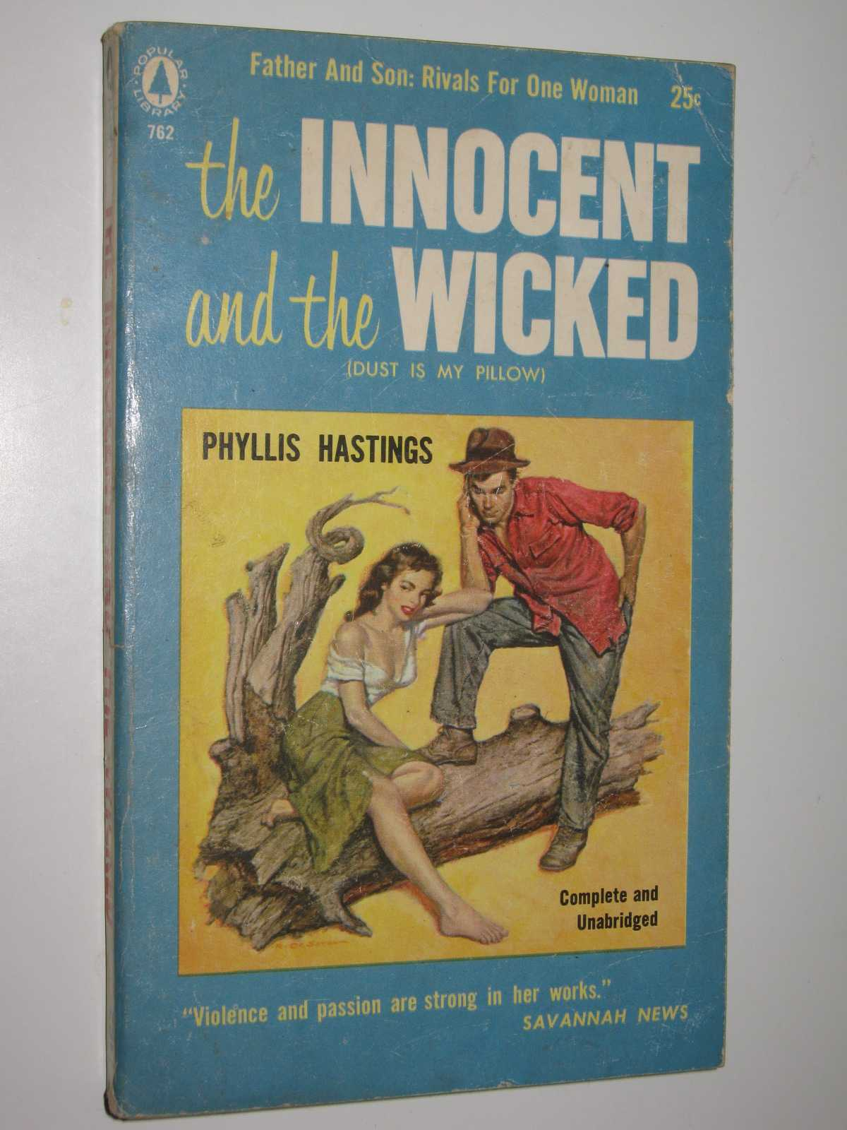 Image for The Innocent and the Wicked
