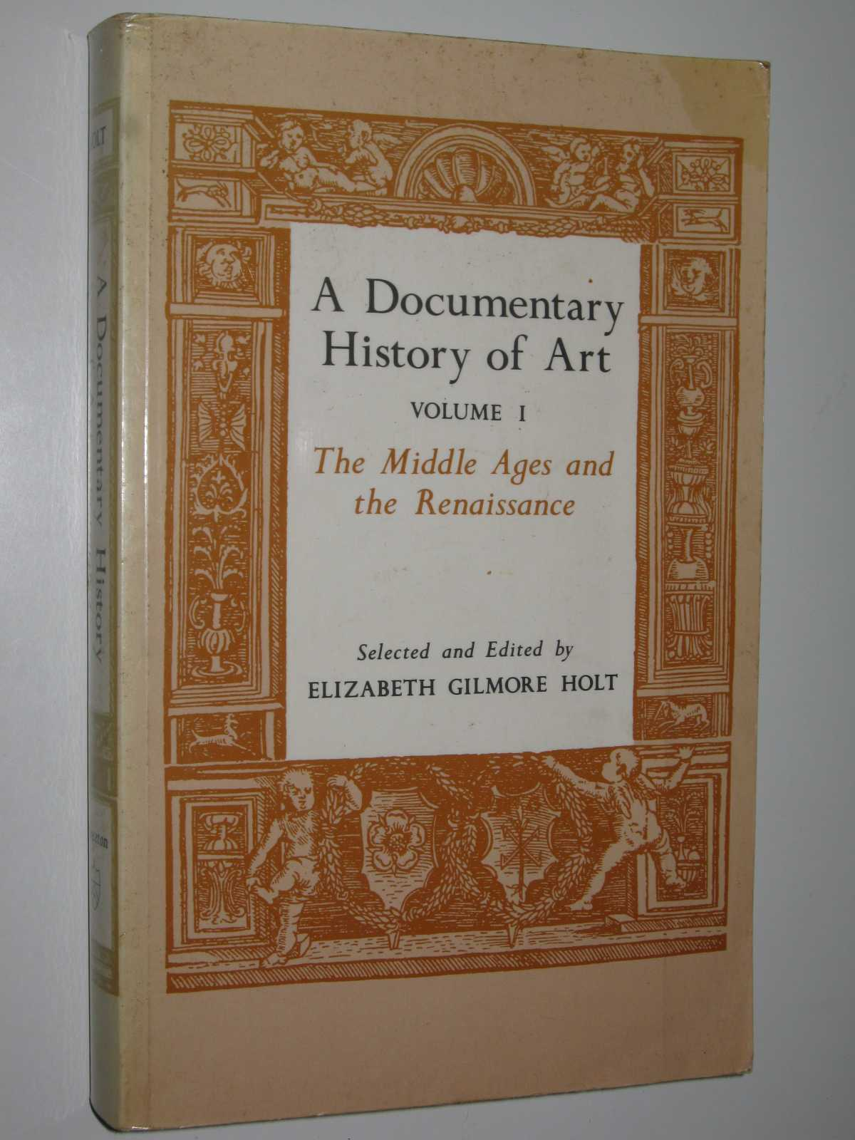 Image for A Documentary History Of Art Volume 1: The Middle Ages And The Renaissance
