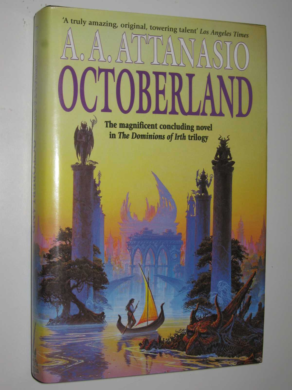 Image for Octoberland - The Dominions of Irth Series #3