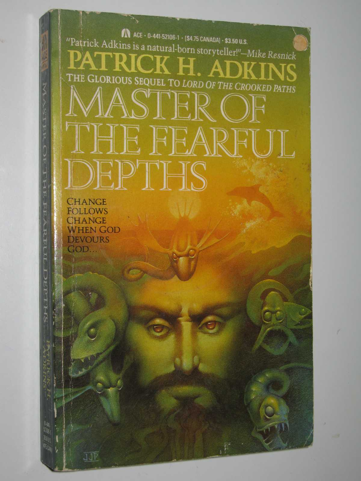 Image for Master of the Fearful Depths