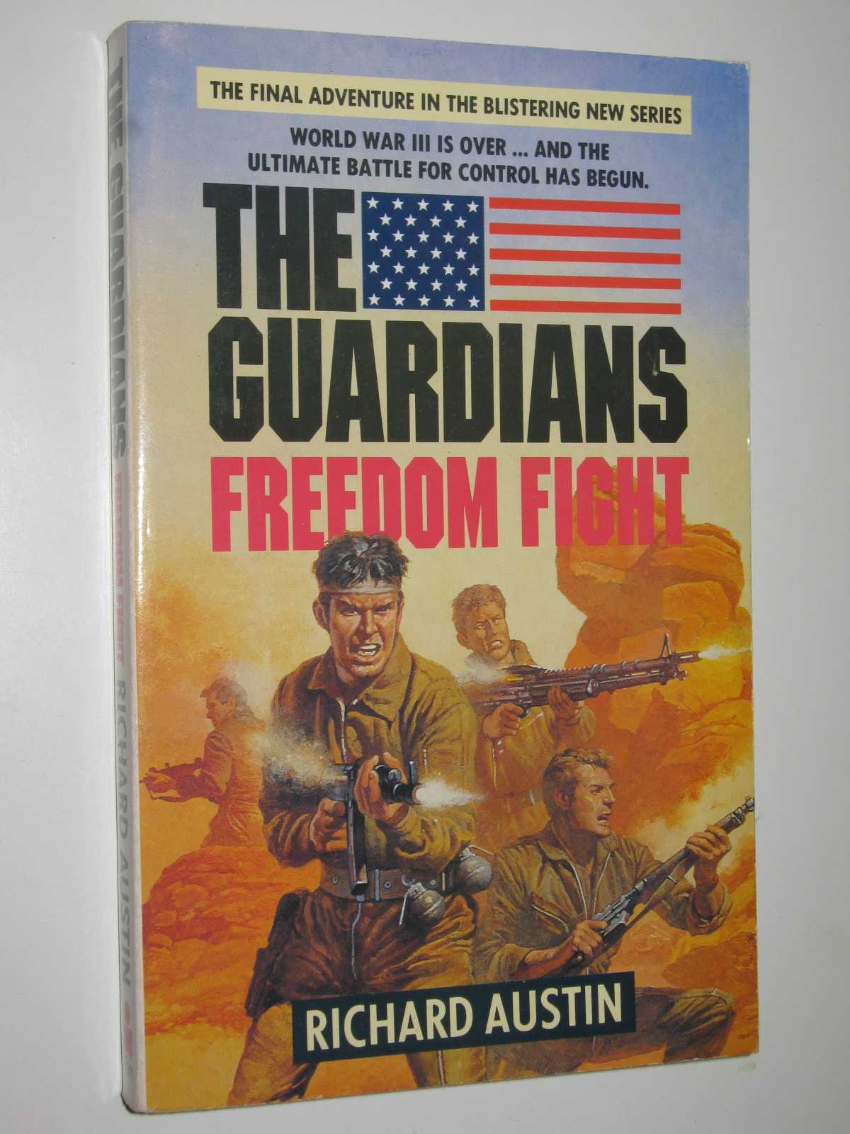 Image for Freedom Fight - The Guardians Series #10