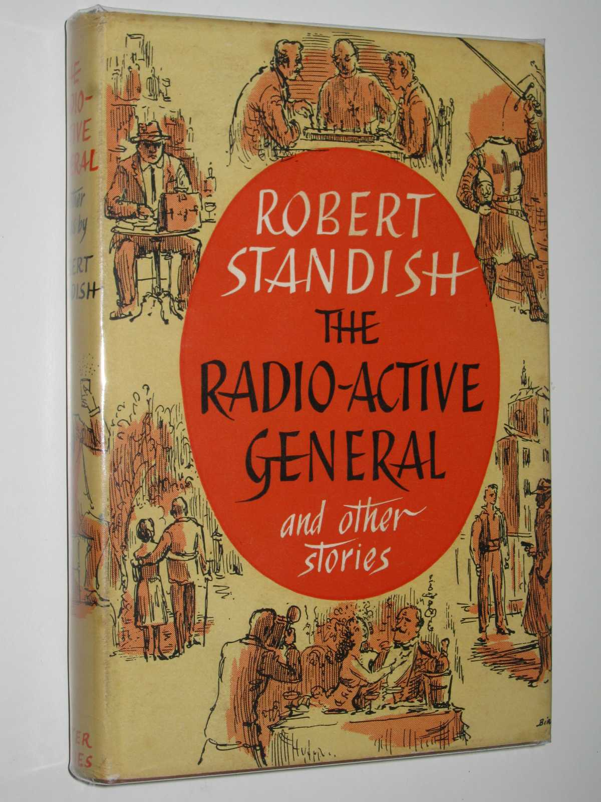 Image for The Radio-Active General and Other Stories