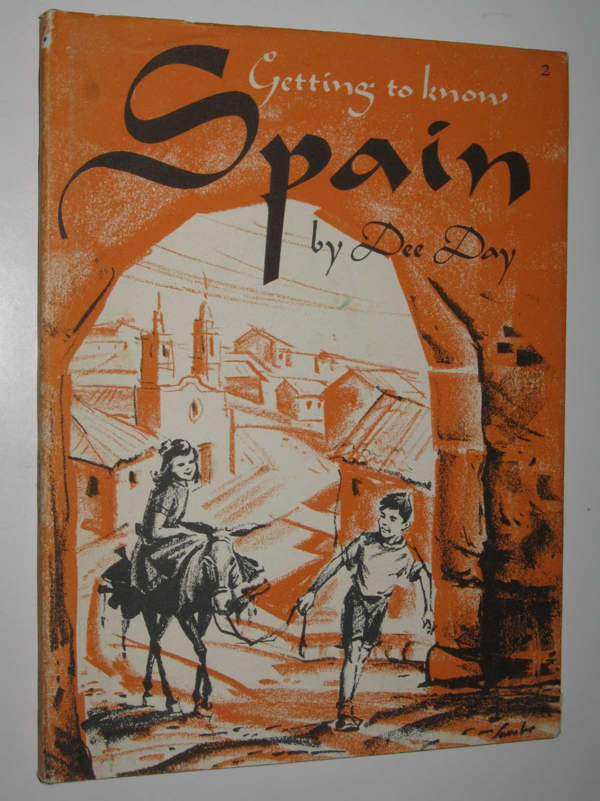 Image for Getting to Know Spain