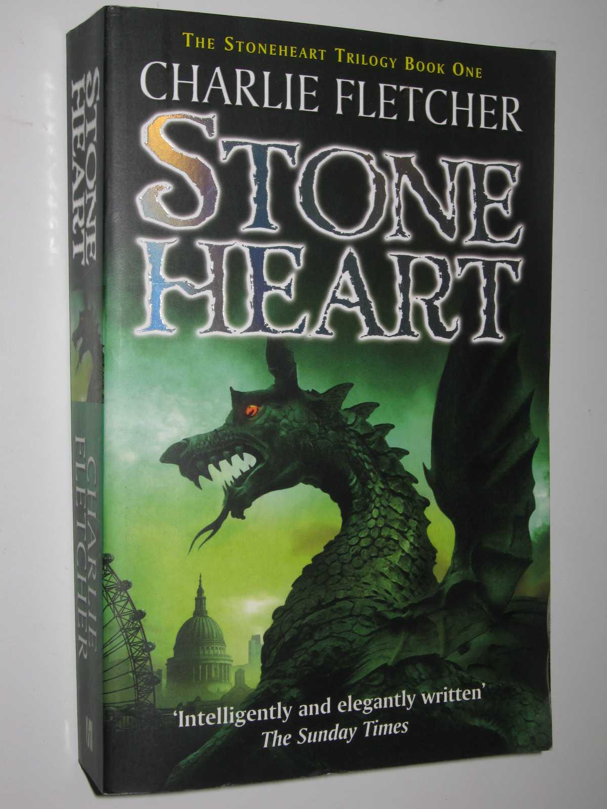 Image for Stone Heart - Stoneheart Trilogy #1