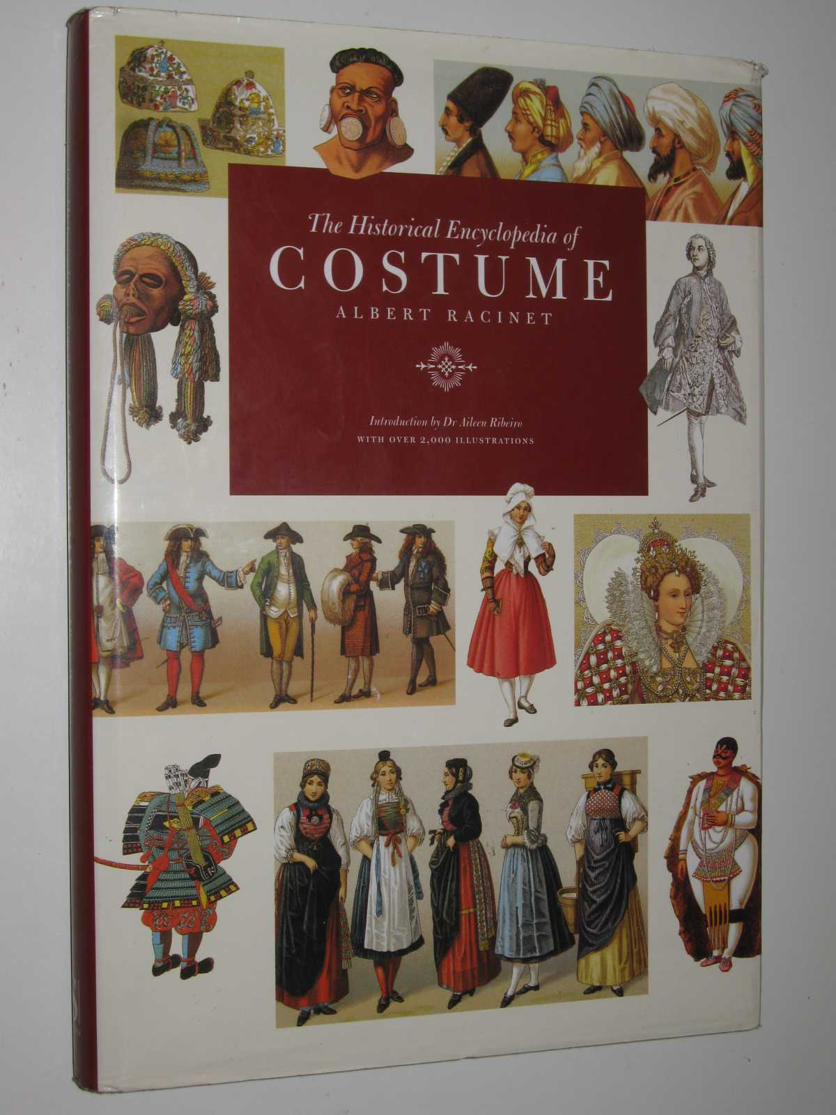 Image for The Historical Encyclopedia of Costume