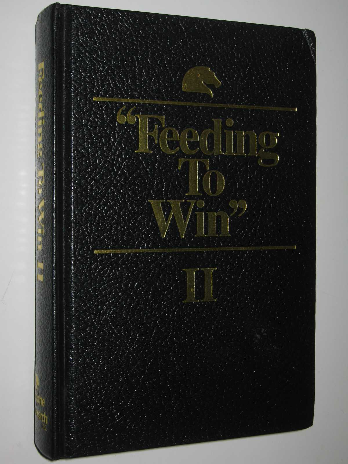 Image for Feeding to Win II