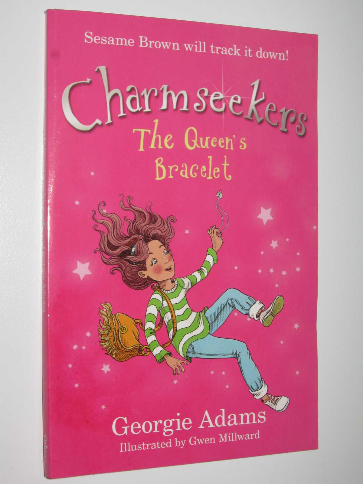 Image for The Queen's Bracelet - Charmseekers Series #1
