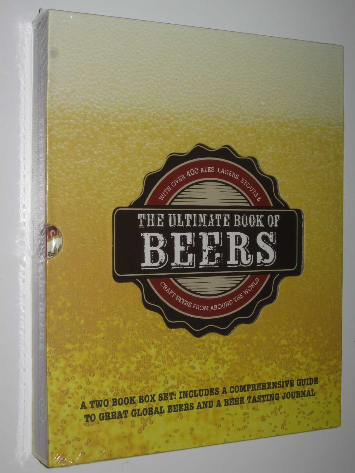 Image for The Ultimate Book of Beers